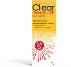 Ear Pain Relief