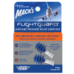 Ear Plugs for Flying