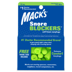 Ear Plugs for Snoring