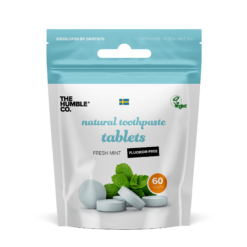 The Humble Co Toothpaste Tablets fluoride free