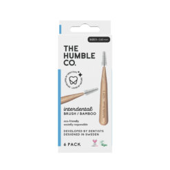 The Humble Co Bamboo Interdental Brushes